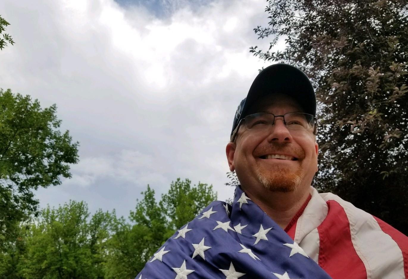 I Am a Patriotic American