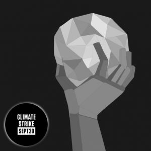 Youth Climate Crisis Strike graphic