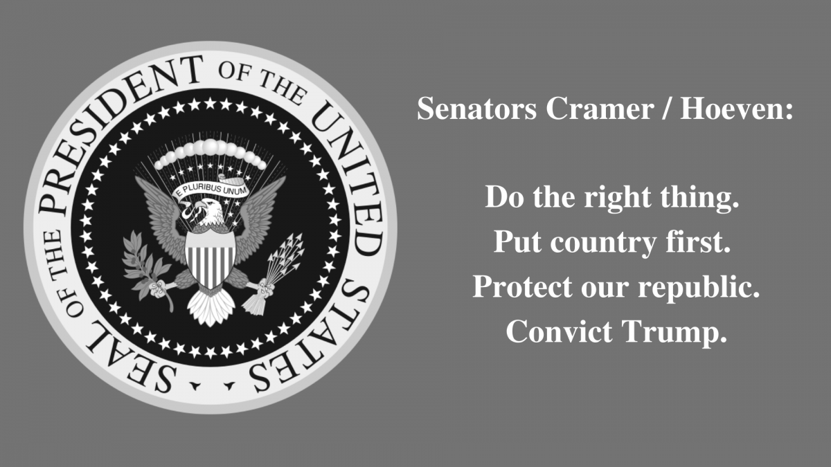 Dear Senator: