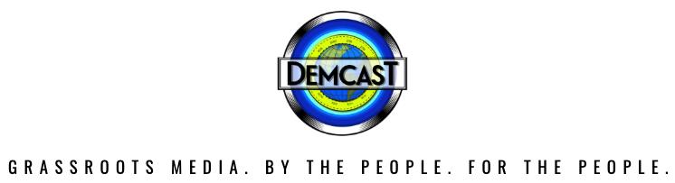 DemCast logo
