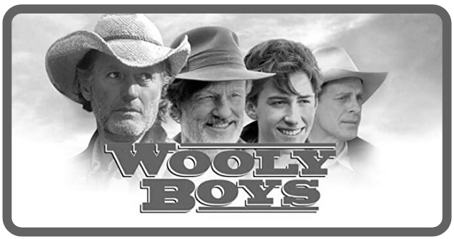 "Movie poster for ""Wooly Boys"" by Lionsgate Entertainment Co."