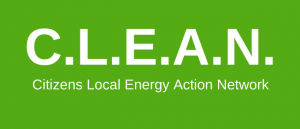 Citizens Local Energy Action Network logo