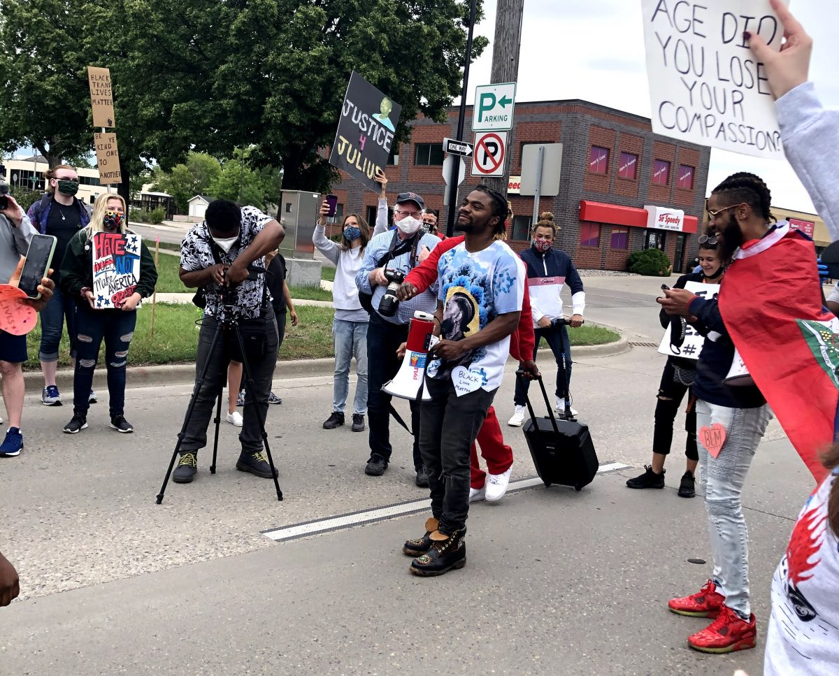 #BLM-FM, OneFargo March for Justice – June 20, 2020